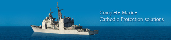 Complete Marine Cathodic protection solutions